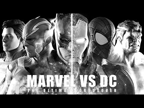 Marvel vs. DC - The Ultimate Crossover (Part I) | Animation Film