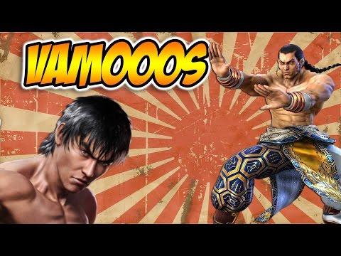 A por ellos! | Tekken Tag Tournament 2 Multiplayer.