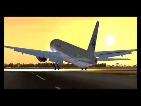 Qatar Airways - Emergency Landing at RAAF Base East Sale Military Airport