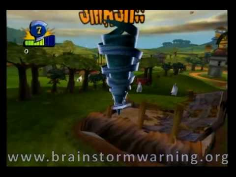 Tornado Outbreak (Wii) - Gameplay (Part 1/3)