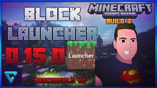 Tutorial | Minecraft PE 0.15.0 - Como descargar Block Launcher + Textura PVP