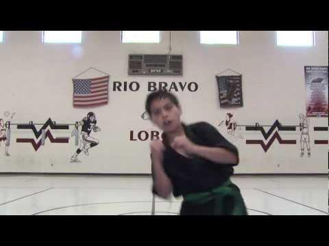 Red Ribbon Week at Rio Bravo Middle School