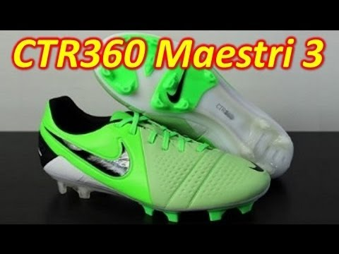Nike CTR360 Maestri 3 Fresh Mint - Unboxing + On Feet