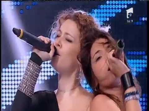 "Janis Joplin - ""Take a piece of my heart"". Vezi aici cum cântă trupa Tea Rock la X Factor"