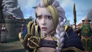 (체험-02) 격전의 아제로스-제이나의 기억(World of Warcraft)