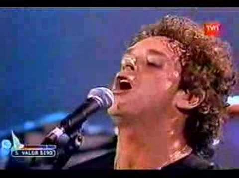 Gustavo Cerati - Juego de seduccion (vivo viña del mar)
