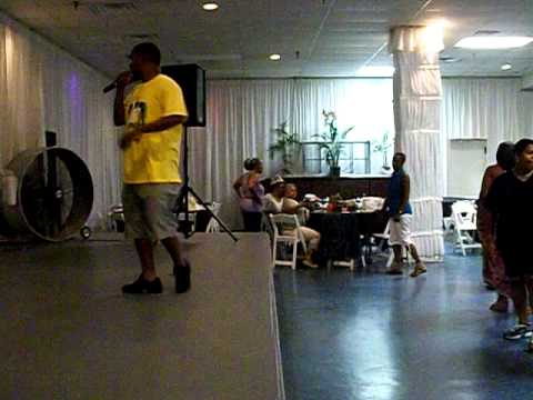 ROLLIN N THE DEEP(instruction &amp; dance) - Parkside - 8-3-11.AVI