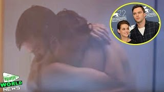 Kristen Stewart and Nicholas Hoult Get N*ked In The Shower — Watch