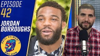Jordan Burroughs on upcoming contest vs. Ben Askren | Ariel Helwani's MMA Show
