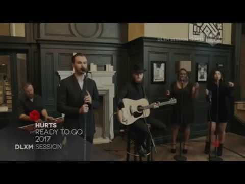 HURTS @ Deluxe Music Tv Live Session