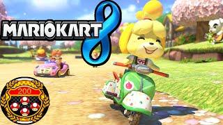 Video Mario Kart 8 200cc LIVE