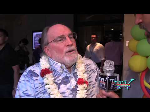 Hawaii's Governor Neil Abercrombie