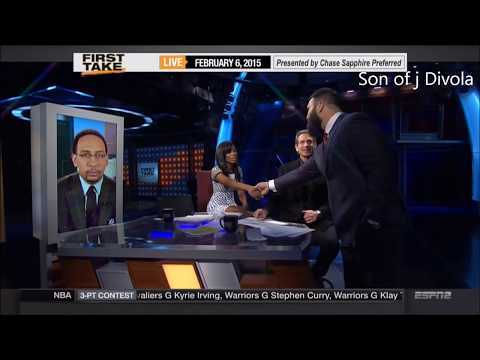 Dream come True: Cari Champion Ass Montague|  ESPN Sportscenter thumbnail
