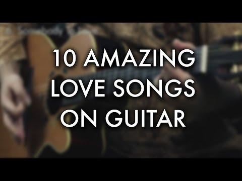 10 AMAZING Love songs  Fingerstyle Guitar  Igor Presnyakov