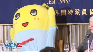 [ふなっしー] Funassyi sings Aerosmith