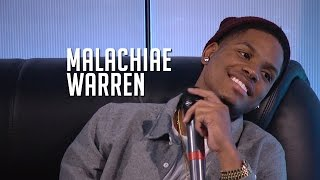 Malachiae Warren Talks New Single, Atlanta Rap, and Tupac
