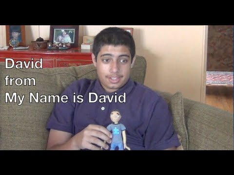 Meet David from My Name is David, Autism Speaks Awareness Video