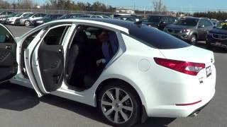 2012 Kia Optima EX @ Boyer Kia