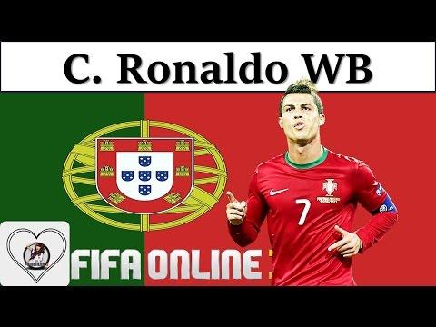 I Love FO3   Cristiano Ronaldo WB Review Fifa Online 3 New Engine 2016: