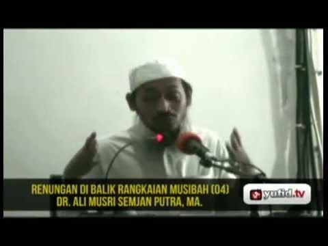 Kajian Islam Indonesia: Kenapa Banyak Musibah Di Indonesia (Part. 4)