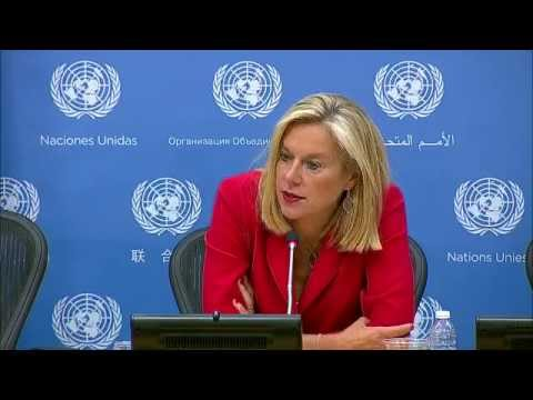 Sigrid Kaag (Joint OPCW-UN Mission) on Syria - Press Conference (4 September 2014)
