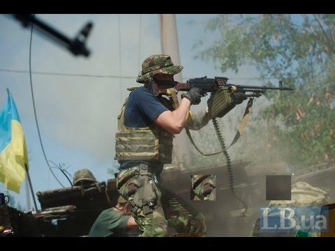 LB.ua: бои за Иловайск, 26 августа