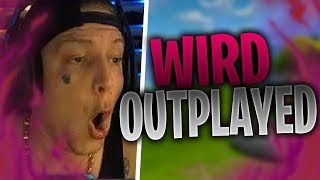 MONTE wird outplayed | KAMOLRF editiert sich in eine Falle | Fortnite Highlights Deutsch
