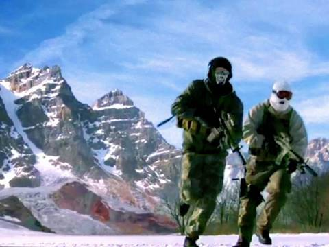 Modern Warfare: Frozen Crossing Pt. 1