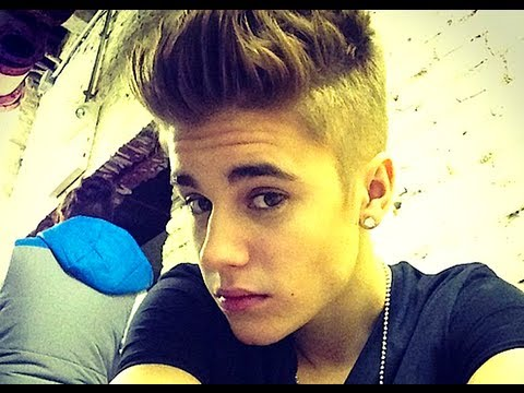 JUSTIN BIEBER GETS NEW HAIRCUT YouTube