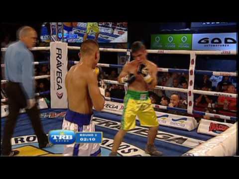 PABLO PAZ VS BRIAN CWALINA - TRB BOXEO 17/03/2017