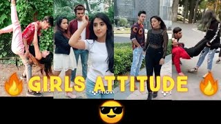 Girls power // Girls Attitude 😎tik tok video//Viral video..