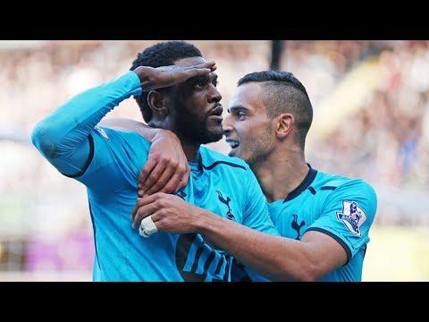 Emmanuel Adebayor Goals 13-14 Tottenham