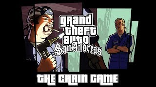 GTA San Andreas Chain Game Round 132 - Turn 4 + Robot Plays Random Stuff! #9 - Scrabble Match 1