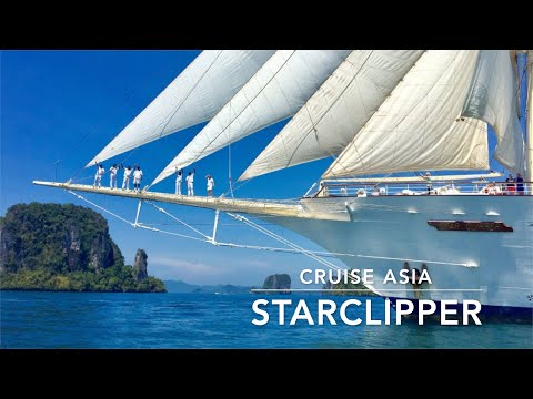 Starclipper Cruise Asia Phuket to Penang