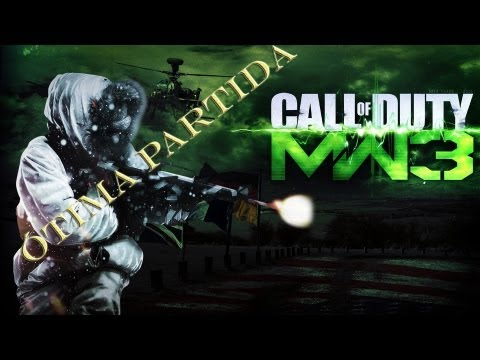 Call Of Duty Modern Warfare 3 - Uma tima Partida