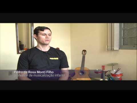 Integração de crianças através da música - Jornal Futura - Canal Futura