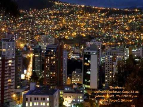 La Paz de Noche