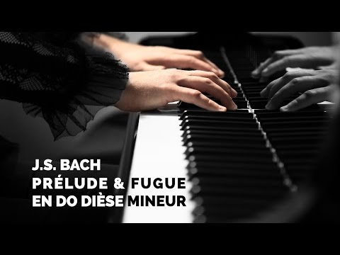 Бах Иоганн Себастьян - BWV 873 - Прелюдия №4 (до-диез минор)