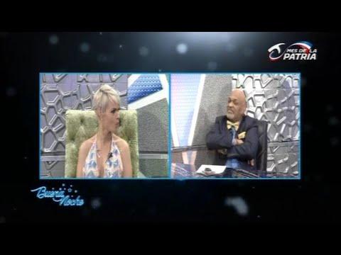 Conversando con Yelitza Lora junto a Nelson Javier en Buena Noche TV