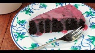 Gluten Free Chocolate Cake Recipe - Crazy Healthy Vegan Chocolate Cake - Gluten Free Recipe