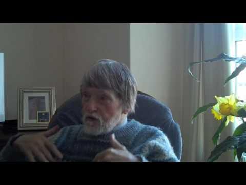 Justin Zalewski interviews Dr Carl Shapley about Albert Einstein part 1
