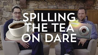 Spilling the Dare Tea: That Famous Photo!