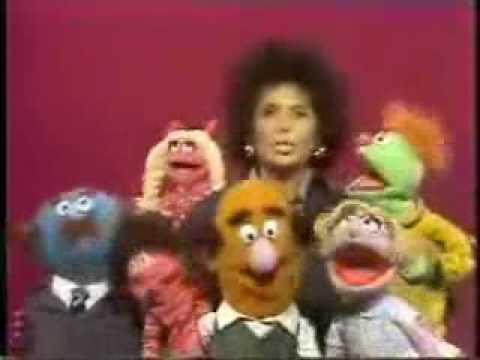 Lena Horne Singing Sesame Street Lena Horne