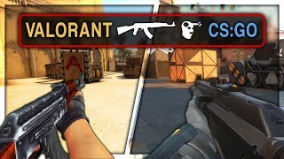 IS VALORANT GONNA KILL CS:GO? (REVIEW + GAMEPLAY)