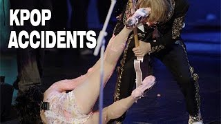 EXTREME KPOP ACCIDENTS AND FAILS