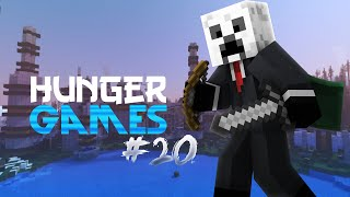 Minecraft Hunger Games #20: INTENSE GAME!
