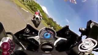 Race 2: Shiraito Speedland CBR Dream Cup 2014/05/11