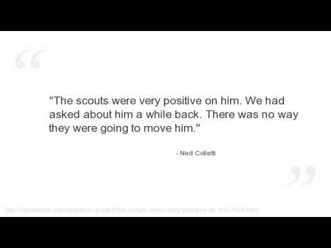Ned Colletti Quotes