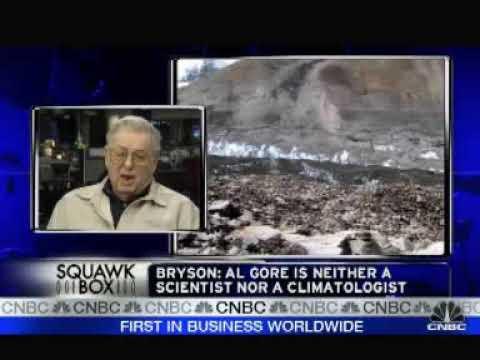 Prof. Reid Bryson - Myth of A Warming Earth