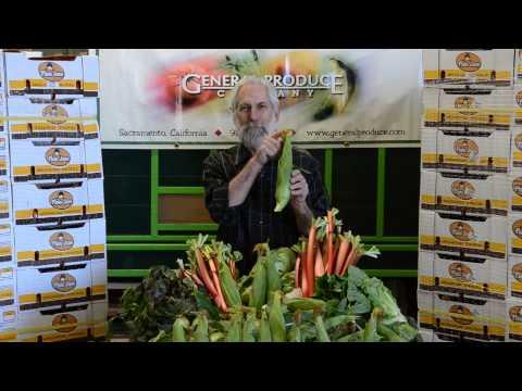 The Produce Beat - Sweet Spring Corn